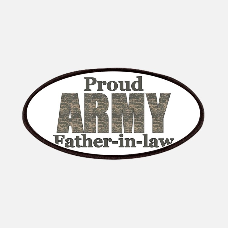 Proud Father-in-law (ACU) Patches