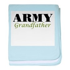 Army Grandfather baby blanket