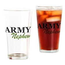 Army Nephew Drinking Glass