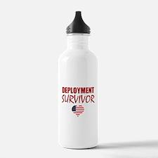 Deployment Survivor Water Bottle
