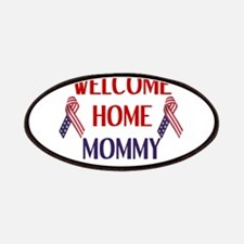 Welcome Home Mommy - Ribbon Patches