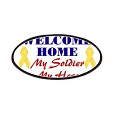 Welcome Home Soldier Patches