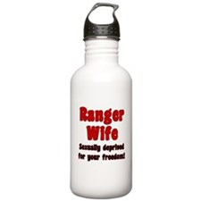 Ranger Wife - deprived Water Bottle