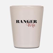 Ranger Wife Shot Glass