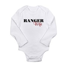 Ranger Wife Long Sleeve Infant Bodysuit