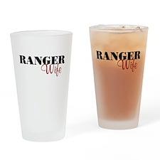 Ranger Wife Drinking Glass