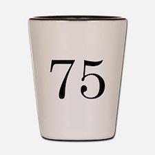 Ranger Wife 75 Shot Glass