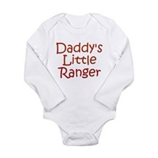 little ranger Body Suit