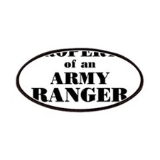 Property of an Army Ranger Patches