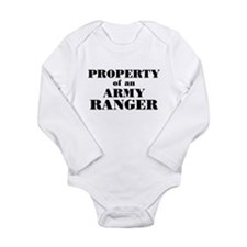 Property of an Army Ranger Onesie Romper Suit