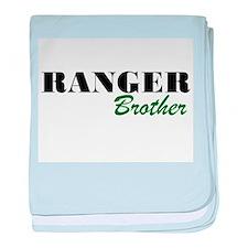 Ranger Brother baby blanket