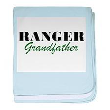 Ranger Grandfather baby blanket