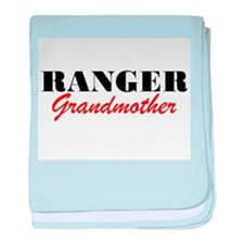 Ranger Grandmother baby blanket