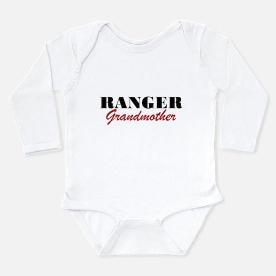 Ranger Grandmother Long Sleeve Infant Bodysuit