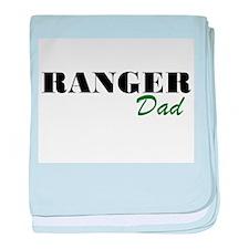 Ranger Dad baby blanket
