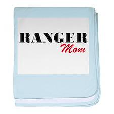 Ranger Mom baby blanket