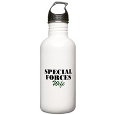 Special Forces Wife Water Bottle
