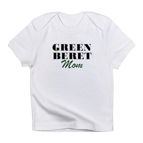 Green Beret Mom Infant T-Shirt