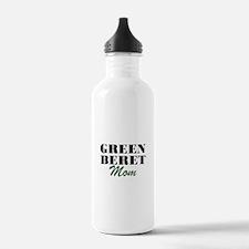 Green Beret Mom Water Bottle
