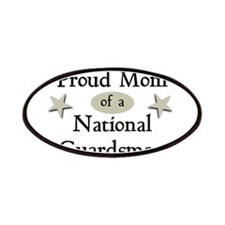 Proud Mom National Guard Patches