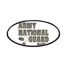 National Guard Son (tags) Patches