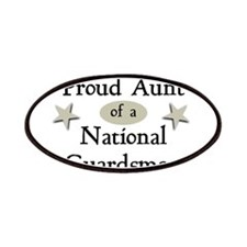 Proud Aunt National Guard Patches
