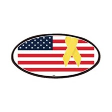 Support Our Troops Patches
