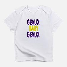 Geaux Baby Infant T-Shirt