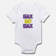 Geaux Baby Infant Bodysuit