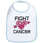 Fight Cancer Bib
