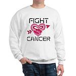 Fight Cancer Sweatshirt