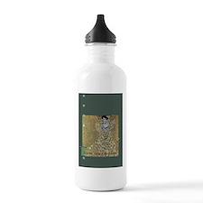 Klimt's Adele Bloch-Bauer Art Water Bottle