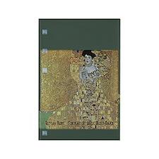 Klimt's Adele Bloch-Bauer Art Rectangle Magnet