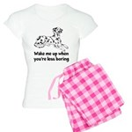 Wake Me Up Women's Light Pajamas