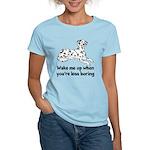 Wake Me Up Women's Light T-Shirt