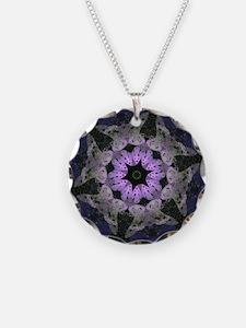 Mothdala Mandala Necklace