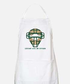 Catcher with an Attitude Apron