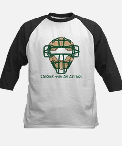 Catcher with an Attitude Tee