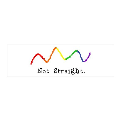 Riyah-Li Designs Not Straight 21x7 Wall Peel