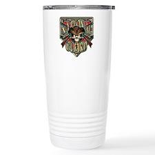 US Army National Guard Shield Travel Mug
