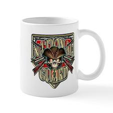 US Army National Guard Shield Mug