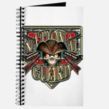 US Army National Guard Shield Journal