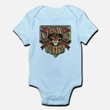 US Army National Guard Shield Infant Bodysuit