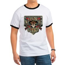 US Army National Guard Shield T