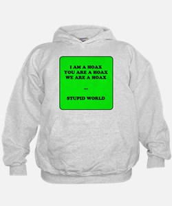We are a Hoax Hoodie