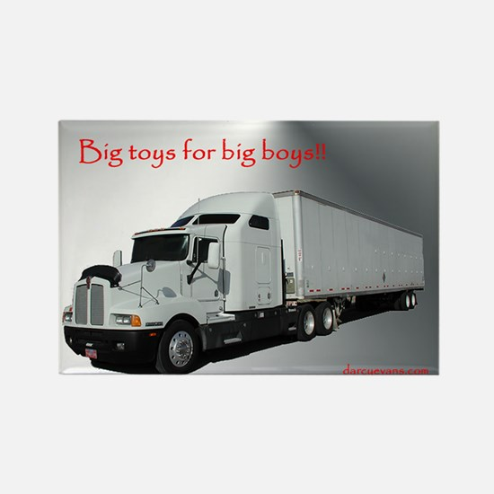 Big Toys Rectangle Magnet