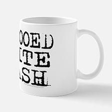 Tattooed White Trash (Block) Mug