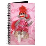 Sock Monkeys for the Cure Pink Ribbon Journal