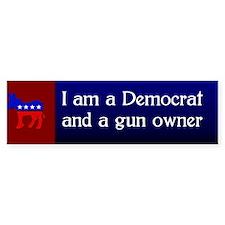 Democrat and Gun Owner