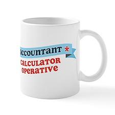 Calculator Operative Mug